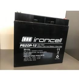 Ironcell 12V 20Ah Pliiaku