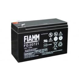 FIAMM 12V 7,2A (4.8mm)