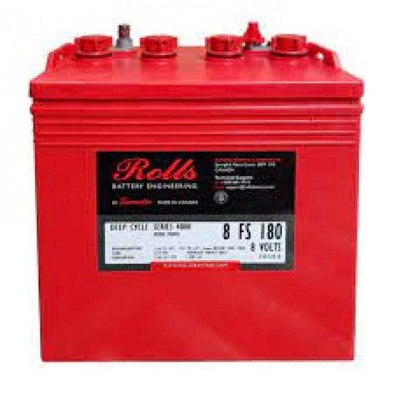 Rolls 8V 8-FS-180 8v 182Ah Deep Cycle Battery
