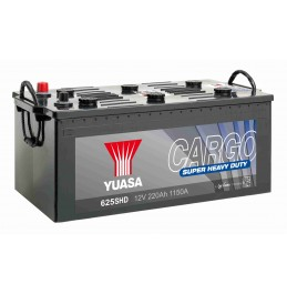 Yuasa 625SHD 12V 220Ah 1150CCA Super Heavy Duty