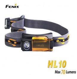 Fenix pealamp HL10 1*AAA