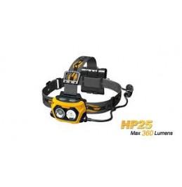 Fenix Pealamp HP25 4*AA
