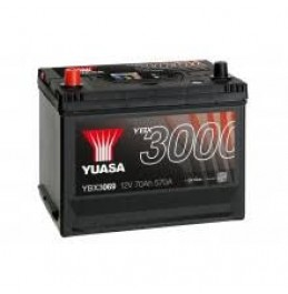 Yuasa YBX3069 12V 70Ah 570CCA SMF