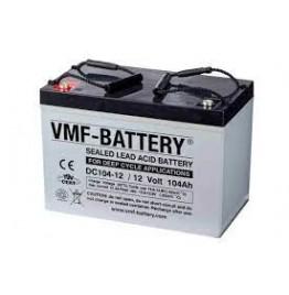 VMF AGM Deep Cycle 12V 104Ah