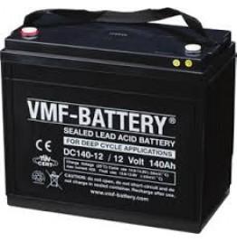 VMF AGM DEEP CYCLE 12V 140AH