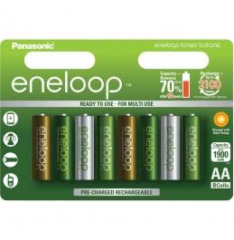 Panasonic ENELOOP AA 1,2V BL-8 BO