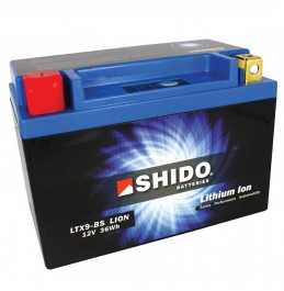 SHIDO LTX9-BS Li-ion