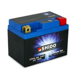 SHIDO LTX4L-BS liitium-ioon aku 1.6Ah 12V