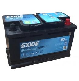 EXIDE AGM EK800 12V 80Ah