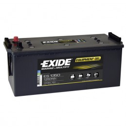 Aku Exide ES1350 Equipment GEL