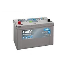 EXIDE AKU EA955 PREMIUM 95Ah 800A