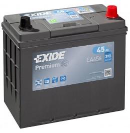 EXIDE AKU EA456 PREMIUM 45Ah 390A