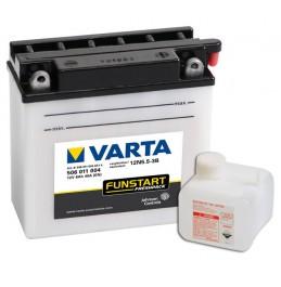 Varta Freshpack 12N5.5-3B  12V/6Ah