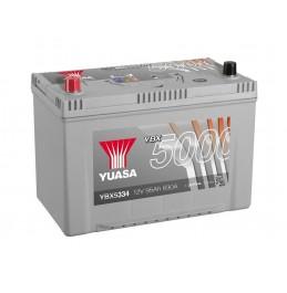 Yuasa YBX5334 12V 95Ah 830CCA Silver High Perfomance SMF
