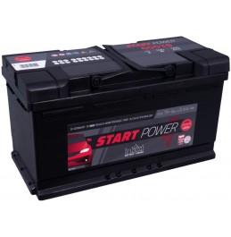 INTACT START-POWER 100AH 760A