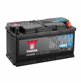 Yuasa YBX9019 12V 95Ah 850CCA AGM Start Stop Plus