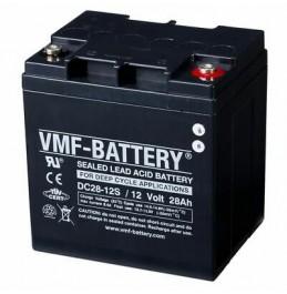 VMF AGM Deep Cycle 12V 28Ah(20h) S