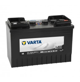 Varta Black I4 110Ah 680A