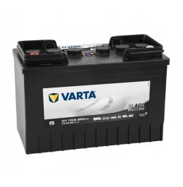 Varta Black I5 110A 680A