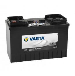 Varta Black J2 125Ah 720A