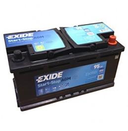 EXIDE AGM EK950 AGM