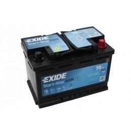EXIDE AGM EK700 12V 70Ah