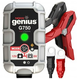 NOCO G750 6V/12V 0.75A AKULAADIJA
