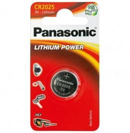 PANASONIC CR2025/BE Liitium patarei