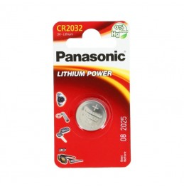 PANASONIC CR2032/BS Liitium patarei