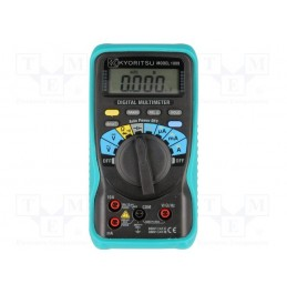 TESTER DIGITAL MULTIME KEW1009