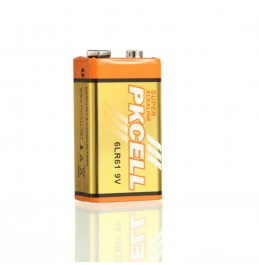 Patarei PKCELL alkaline 6LR61 9V