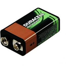 Duracell HR9V NiMH Akupatareid