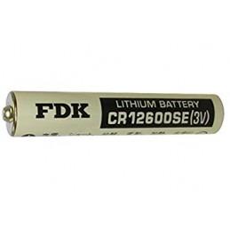 Patarei Laser-liitium CR12600SE FDK 3,0V