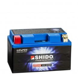 SHIDO LTZ14S liitium-ioon aku 12V