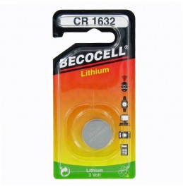 Panasonic (beco) CR1632 liitium patarei