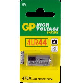 GP 476A (4LR44) 6,0V patarei