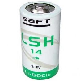 SAFT LSH14 3,6V C Liitium