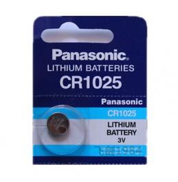 Panasonic CR1025 Liitium patarei
