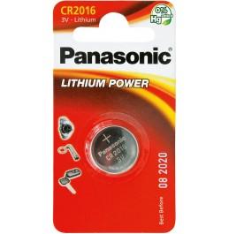 PANASONIC CR2016/BE Liitium patarei