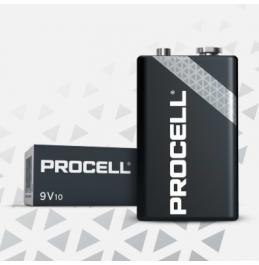 PROCELL 9V 10TK - 6LF22 - ID1604